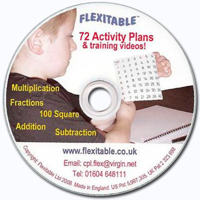 Flexitable CD