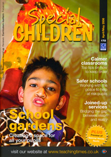 Special Children Magazine