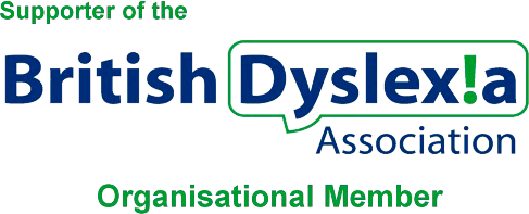 Supporter of the British Dyslexia Association