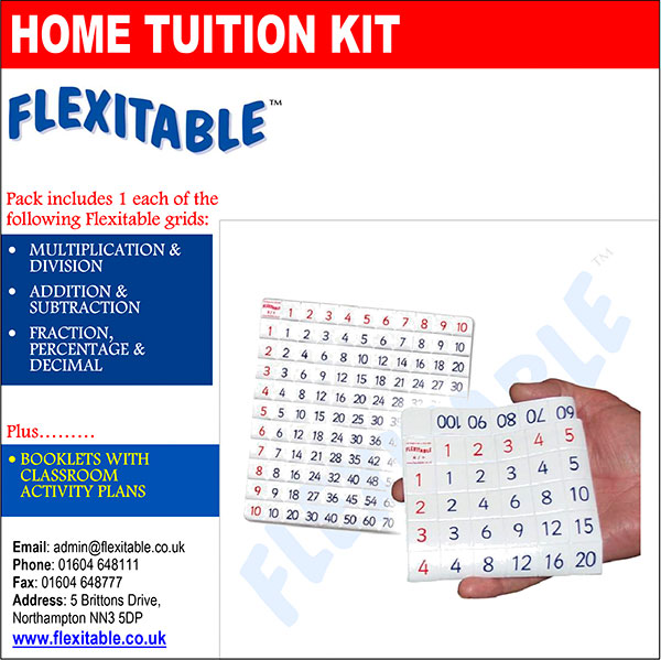 Home Tuition Kit for Parents
